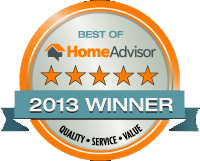Best of HomeAdvisor Winner